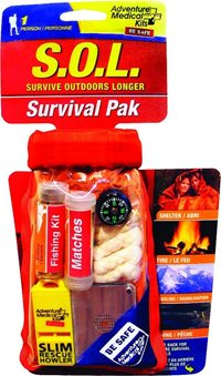 Adventure Medical Kit S.O.L Survival Kit