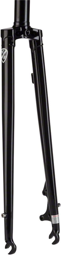 All-City Macho Man Disc Fork Black