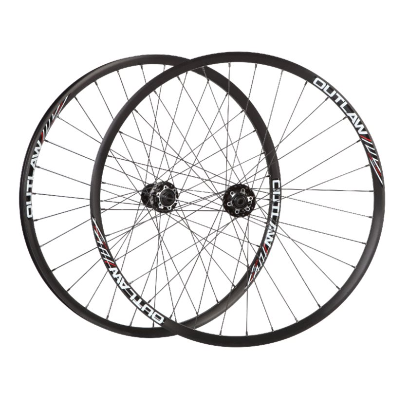 "Azonic Outlaw DH 27.5"" Wheelset"