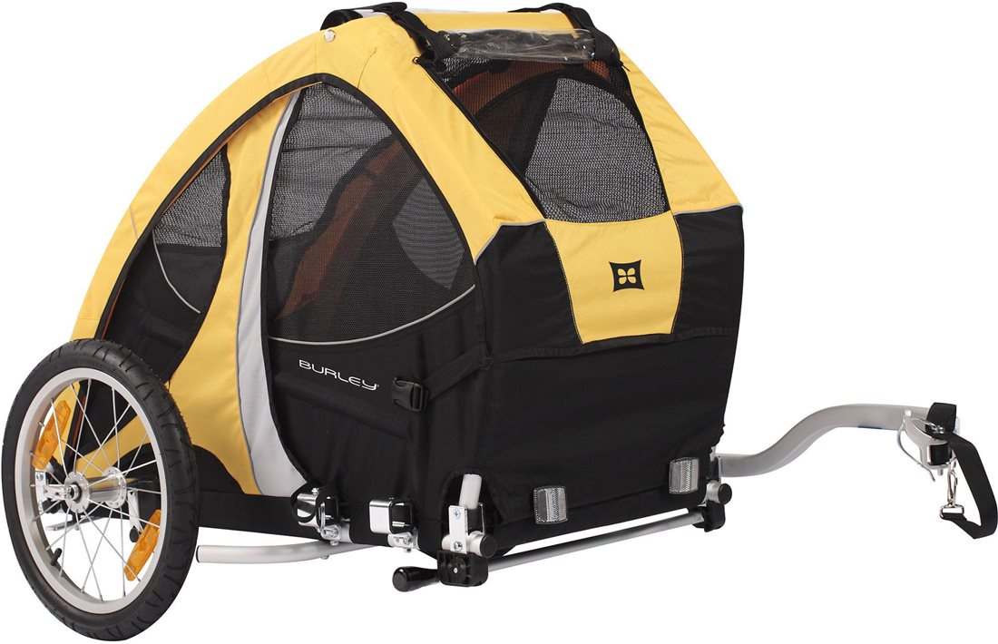 Burley Dog Trailer Review