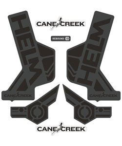 Cane Creek Helm Sticker Kit