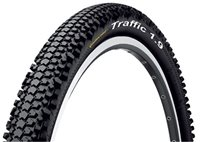 "Continental Traffic 26"" Tire"