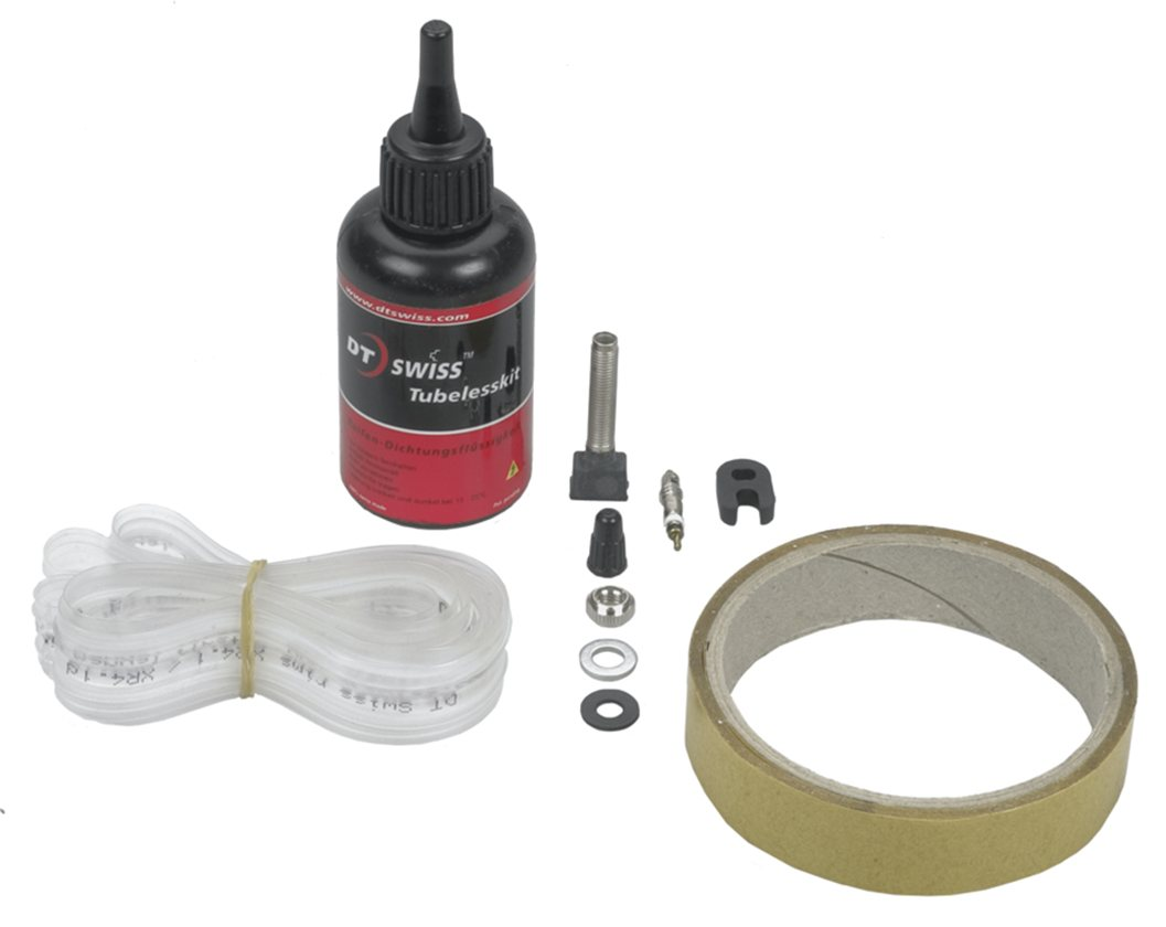 DT Swiss Tubeless Conversion Kit