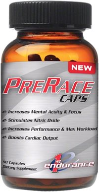 First Endurance Prerace Capsules