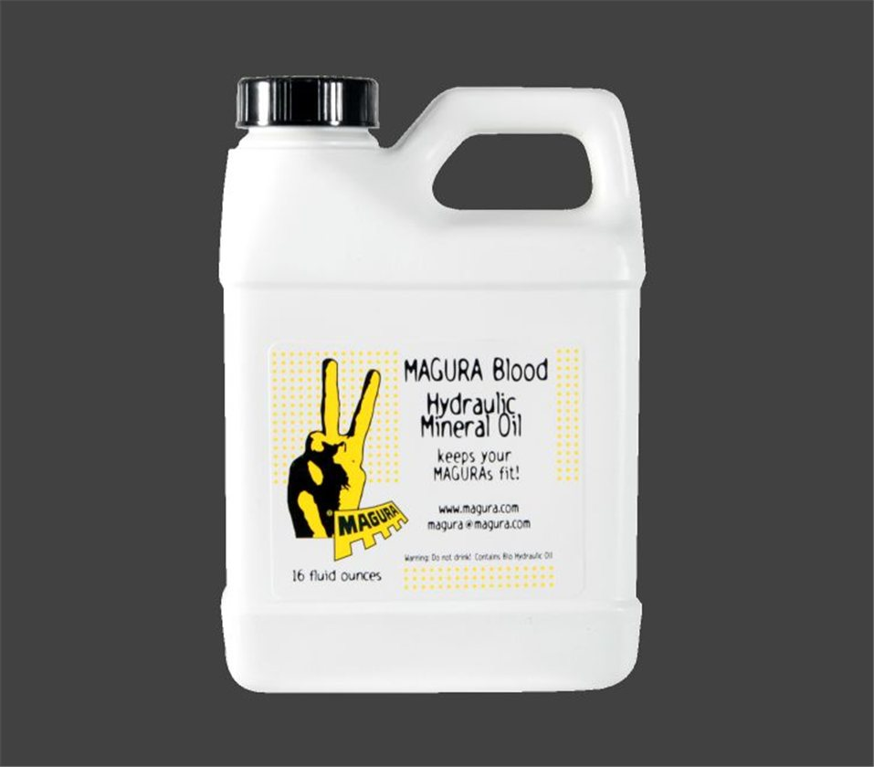 Magura Blood 16 Oz Brake Fluid