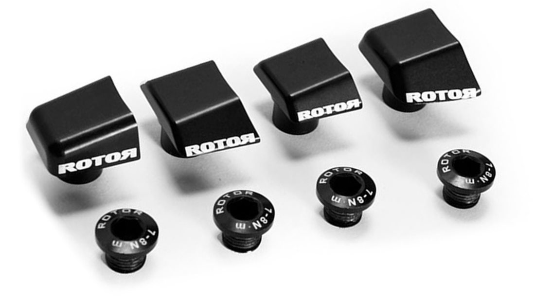 Rotor Shimano Screw Cover Set 4 Bolts
