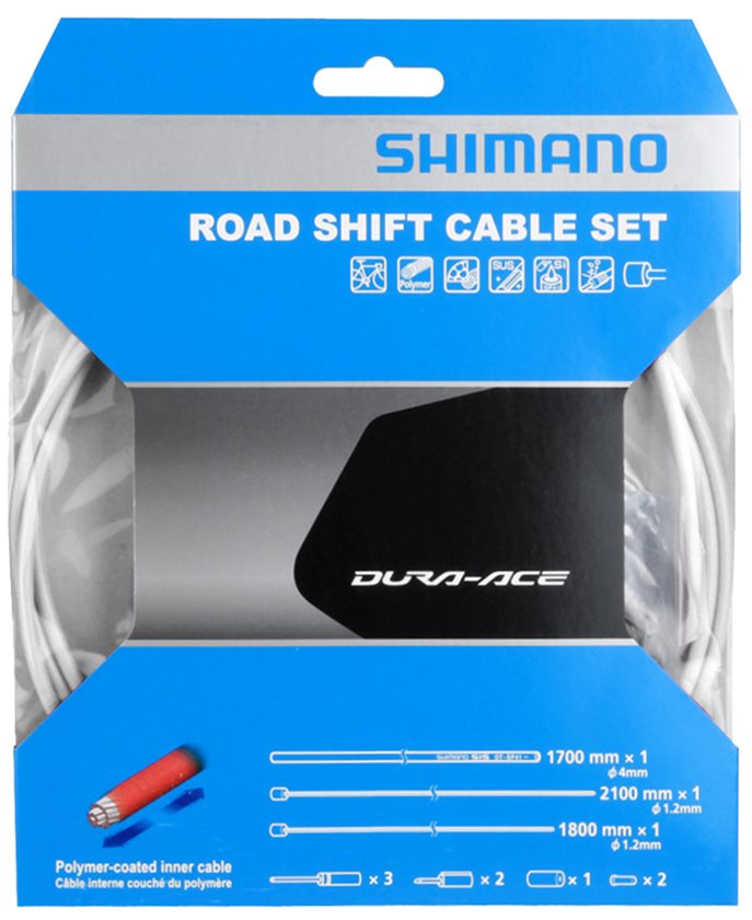 Shimano Dura-Ace Polymer Shift Cable Set