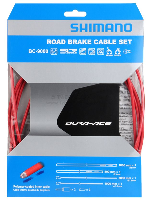 Shimano Dura-Ace R9000 Brake Cable Set