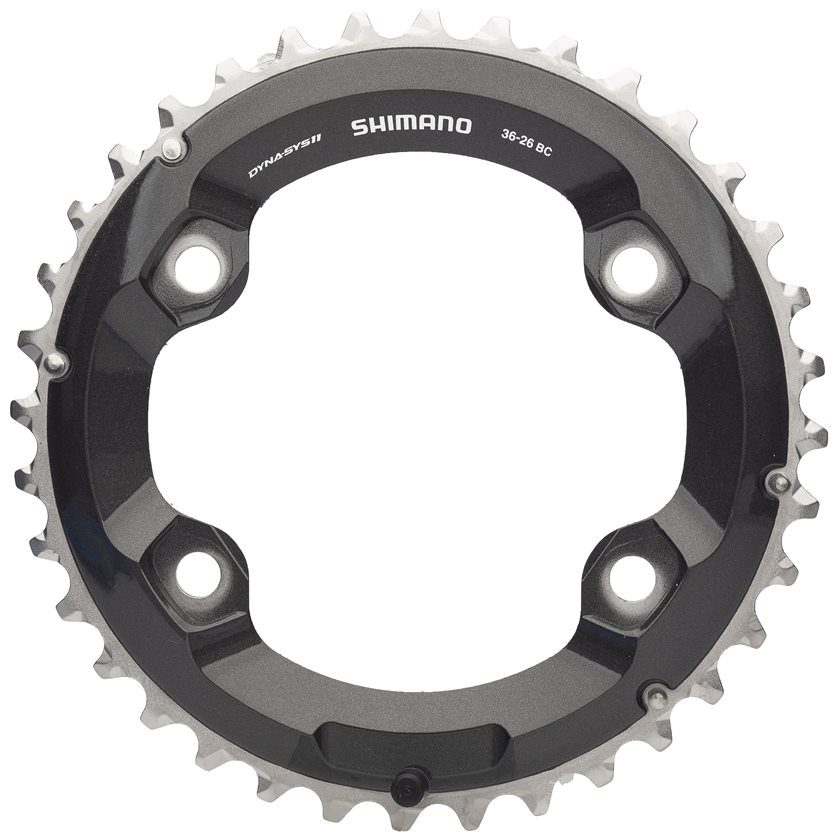 Shimano XT FC-M8000 Double Chainring