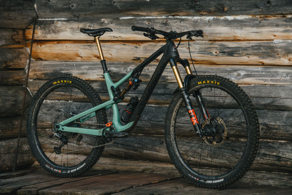 Just Landed: 2021 Rocky Mountain Instinct MTB