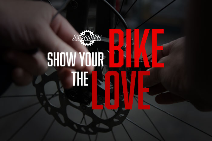 Show Your Bike Some Love