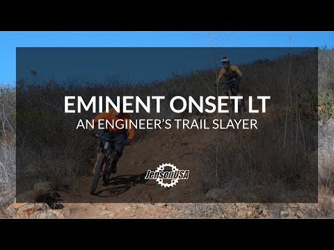 YouTube - Review: Eminent Onset LT Mountain Bike