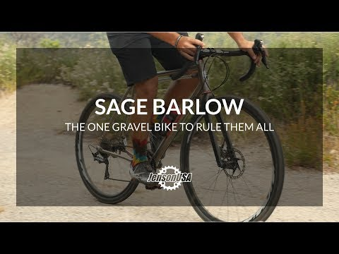 YouTube - Review: Sage Barlow Titanium Gravel Bike