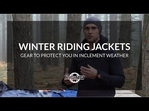 YouTube - The Best Jackets for Winter Riding