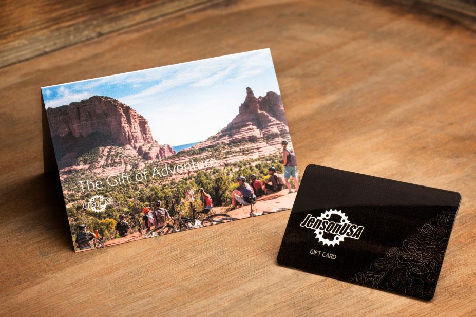 JensonUSA gift card
