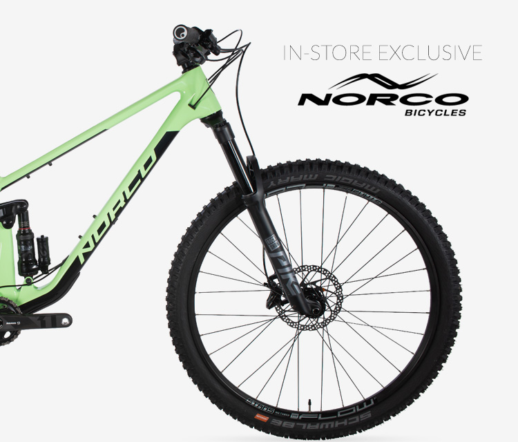 In-Store Exclusive - Norco Bicycles