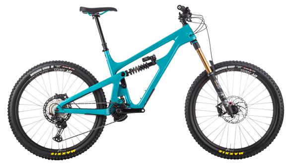 Yeti SB165 in blue