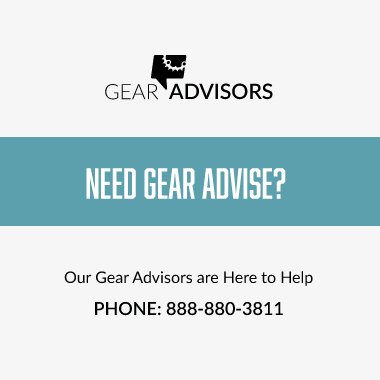 Need Gear Advise? Our Gear Advisor are Here to Help - 888.880.3811