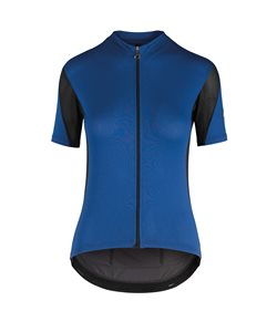 Assos RALLY Wmn's S/S Jersey 2019 Women's Size Large in Twilight Blue