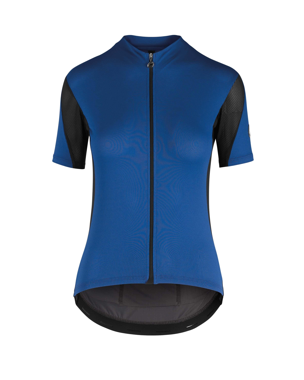 Assos RALLY Wmn's S/S Jersey 2019 Women's Size Medium in Twilight Blue