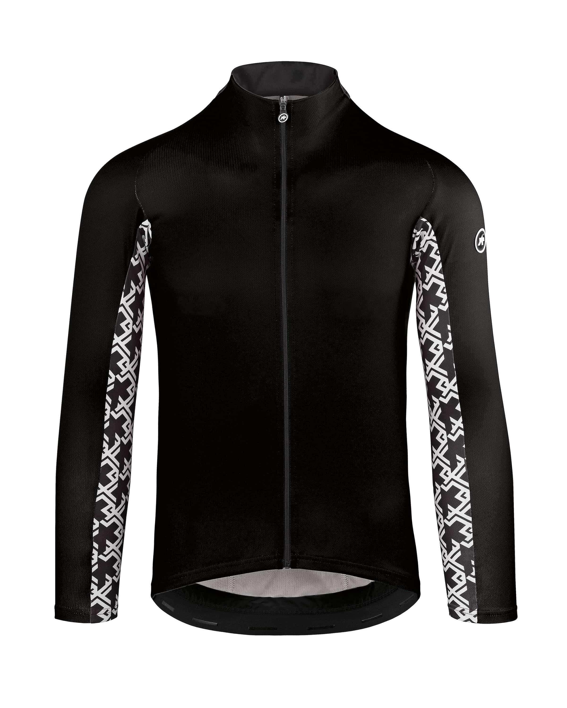 Assos Mille GT Summer Jersey Men's Size Medium in Black