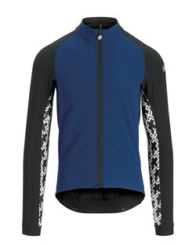 Assos | Mille GT Winter Jacket Men's | Size XX Large in Blue