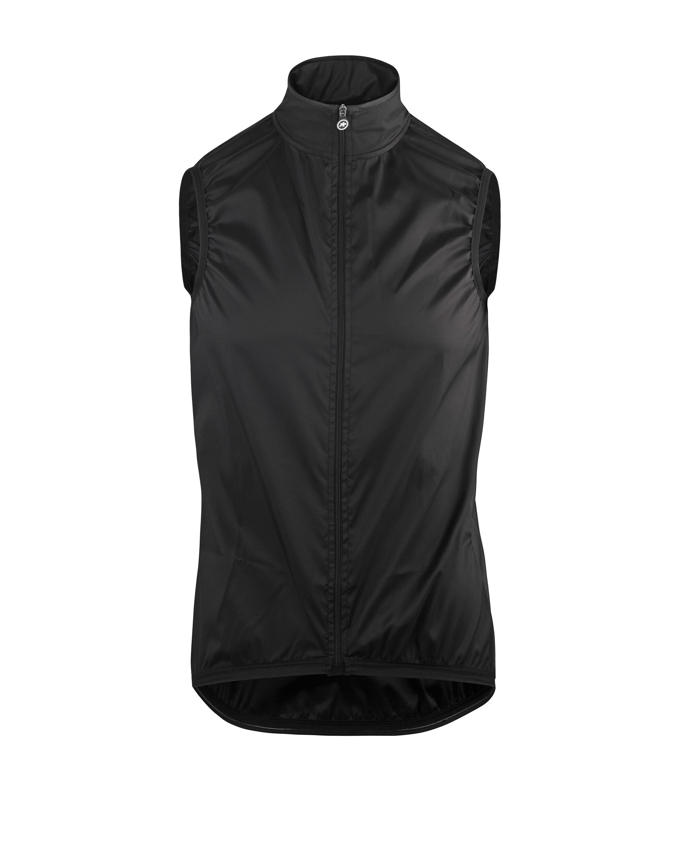 Assos Mille GT Wind Vest Men's Size Medium in Black