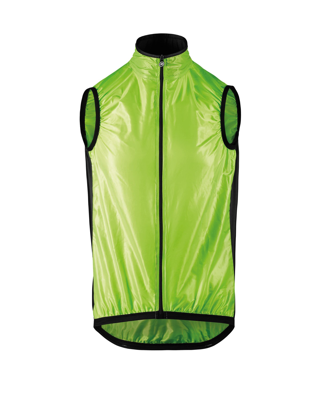 Assos | Mille GT Wind Vest Men's | Size Large in Green
