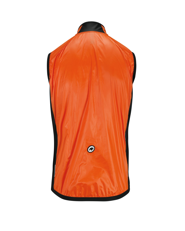 Assos | Mille GT Wind Vest Men's | Size Medium in Lolly Red
