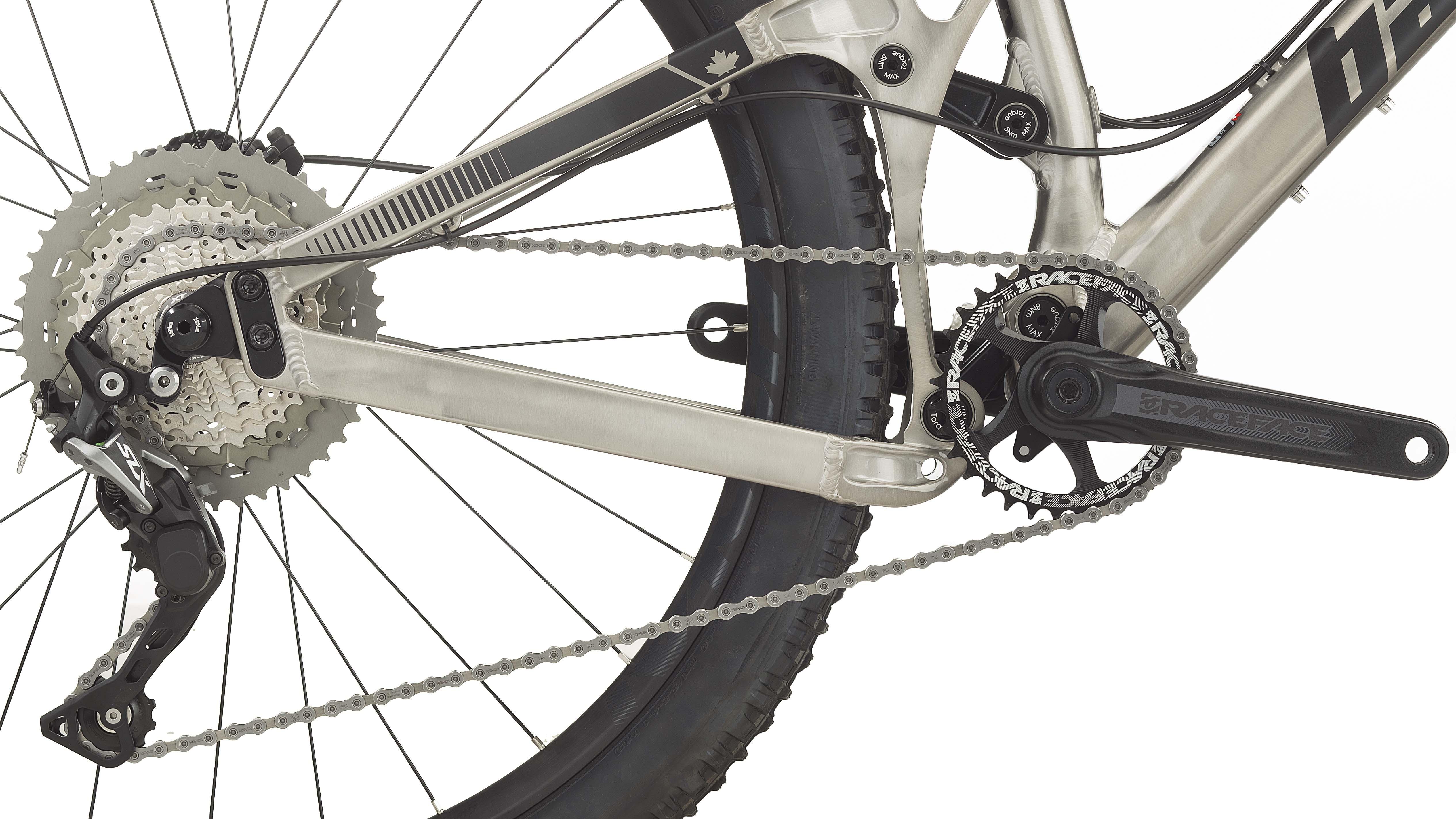 Banshee Rune SLX Fox Jenson Bike | Jenson USA