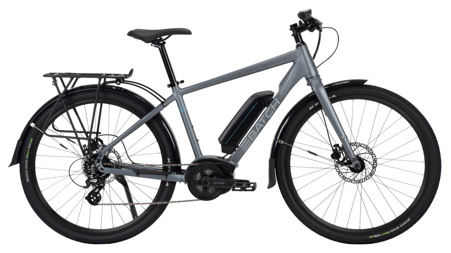 Batch Bicycles E-Commuter E-Bike 2020