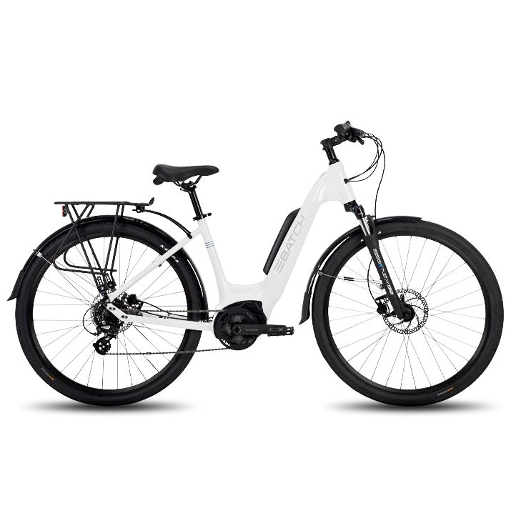 Hybrid bike for women - Batch Electric