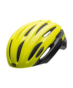 Bell | Avenue Led Helmet Men's in Matte/Gloss Hi Viz/Black