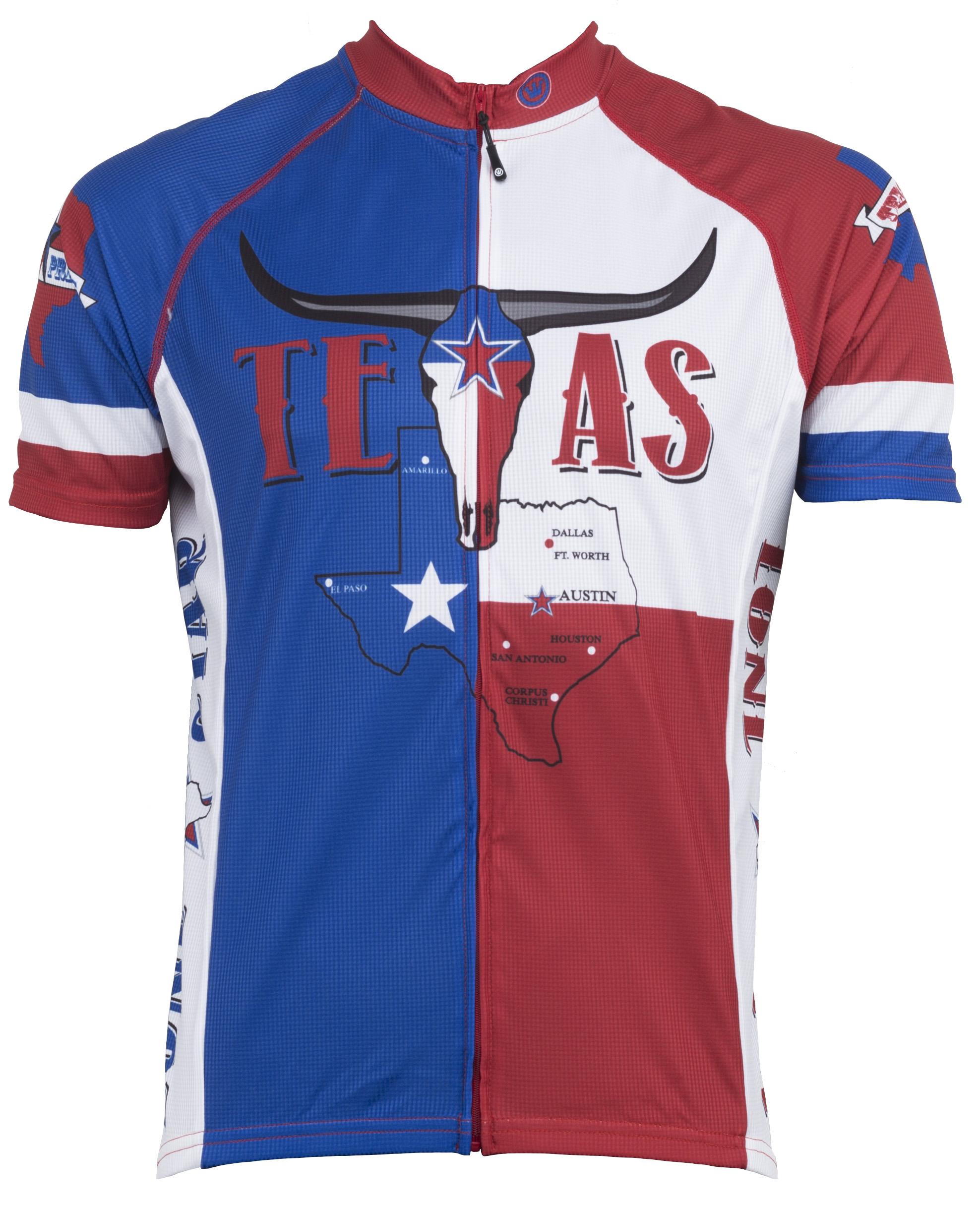 Canari Texas Lone Star Jersey  345c69b65