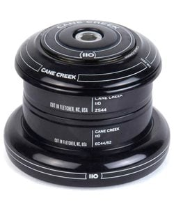 Cane Creek 110 ZS44 EC44 Headset Black, Tapered, ZS44/EC44
