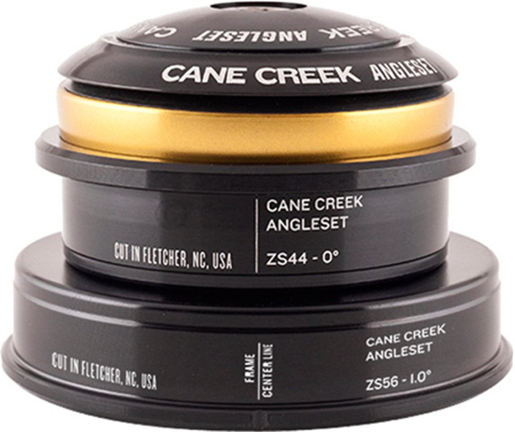 """1-1//8/"""" to 1-1//2/"""" Complete Set Integrated Headset TEN Cane Creek 10 NEW"""