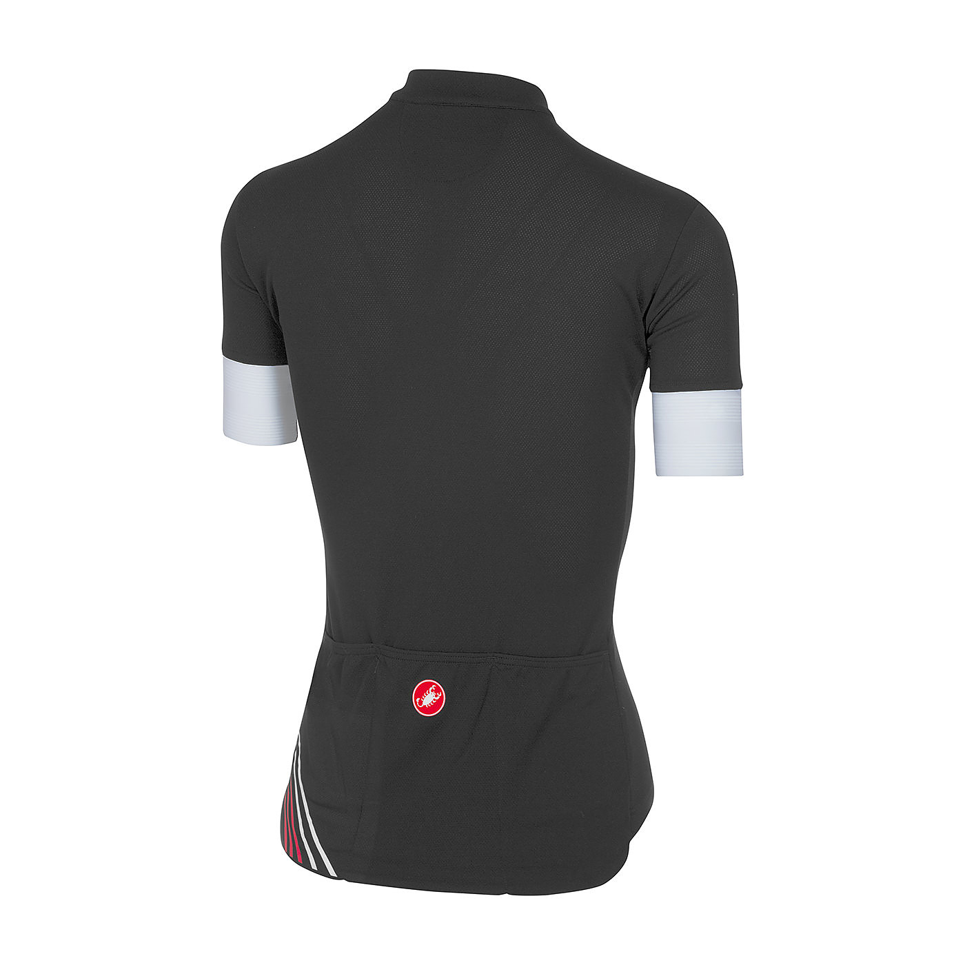 NEW Castelli ANIMA 2 Womens Full Zip Cycling Jersey BLACK