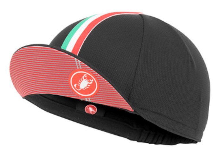 Castelli M Cap Cycling Cap FREE Shipping Black