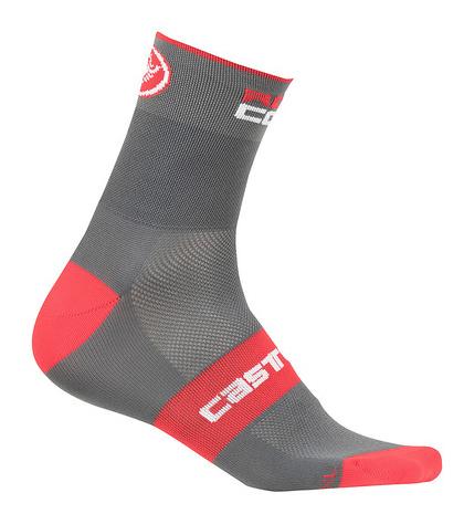 Castelli Rosso Corsa 9 Socks 2019