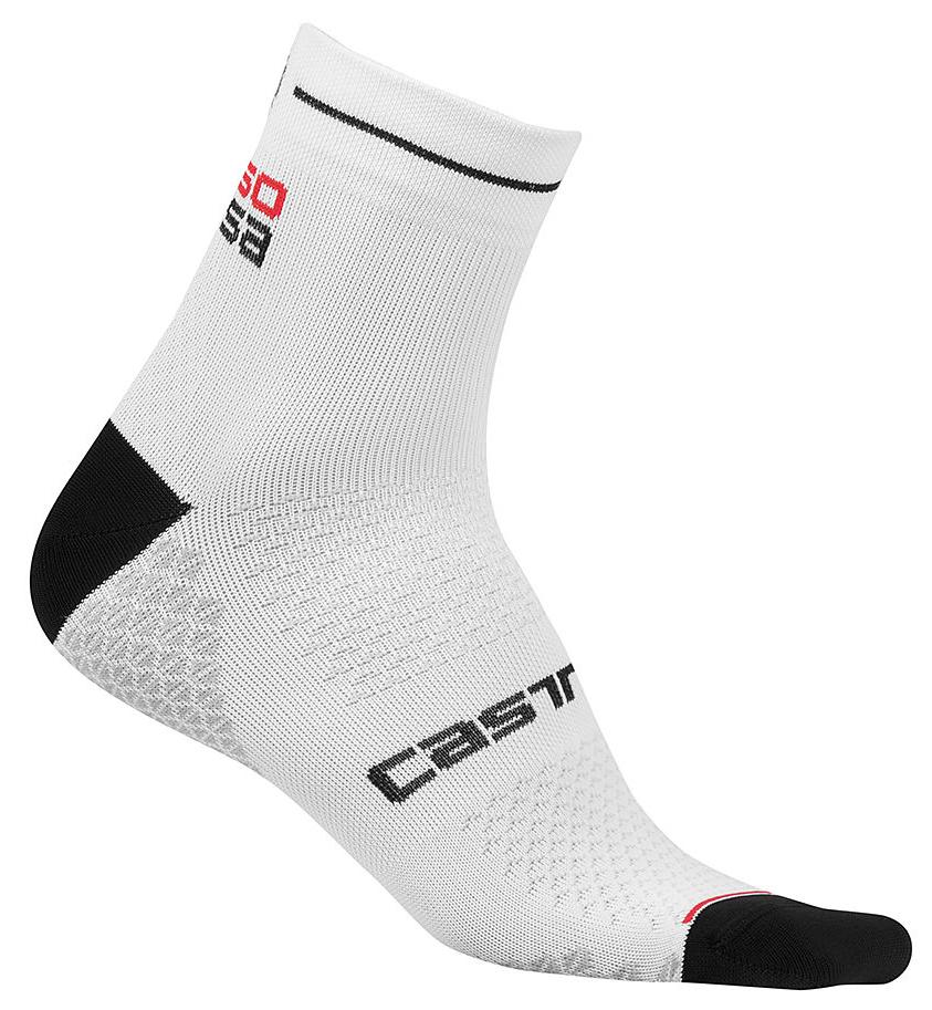 Castelli Rosa Corsa Due Socks 2019
