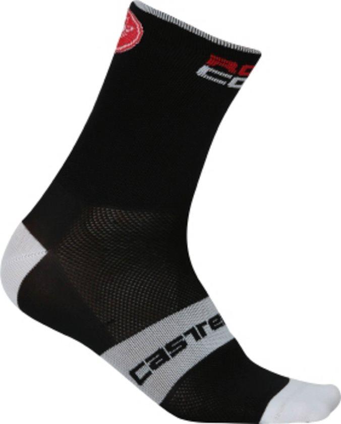 Castelli Rosso Corsa 6 Cycling Socks
