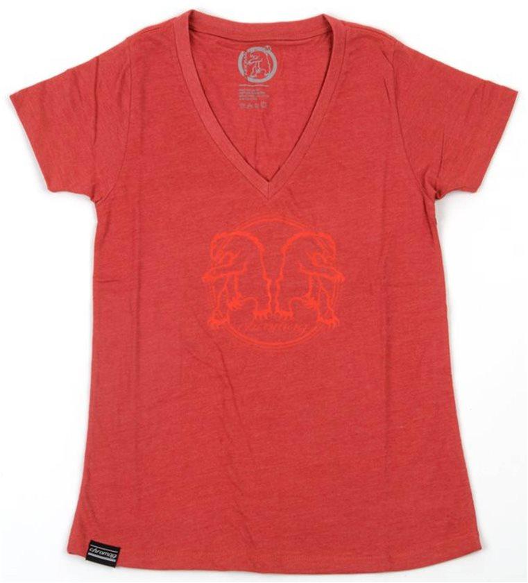 Chromag Take Ten Womens V Neck T-Shirt