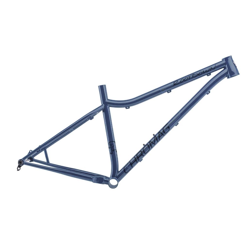 steel mountain bike frame