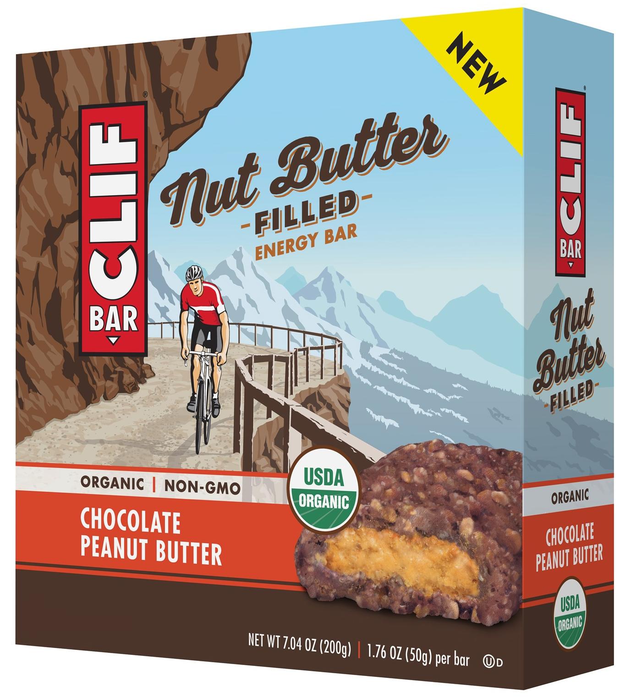 Clif Nut Butter Filled Bar 12-Pack
