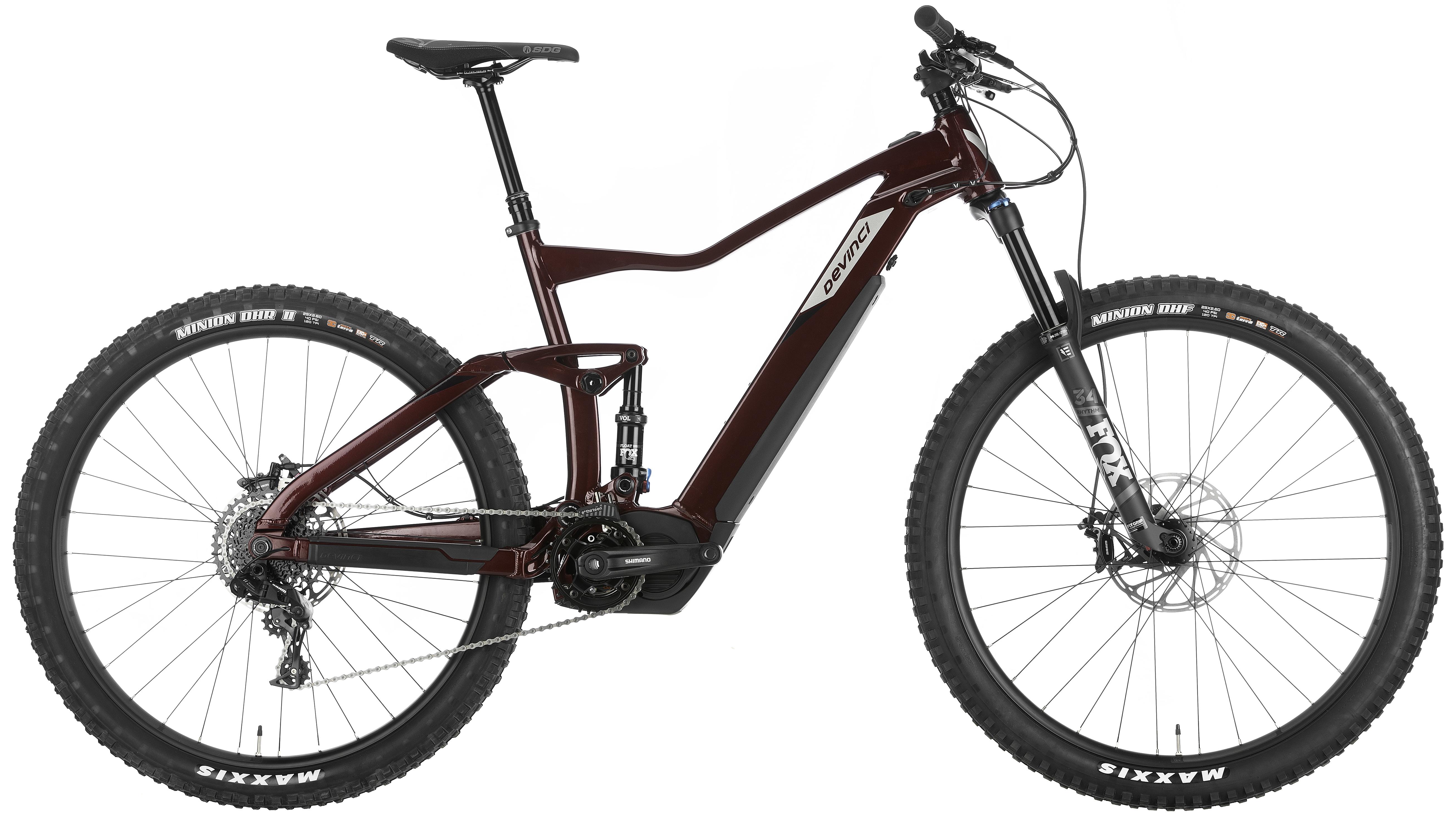 Devinci class 1 electric mountain bike