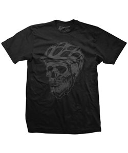 Dhdwear Bonehead T-Shirt Men's Size Small in Black