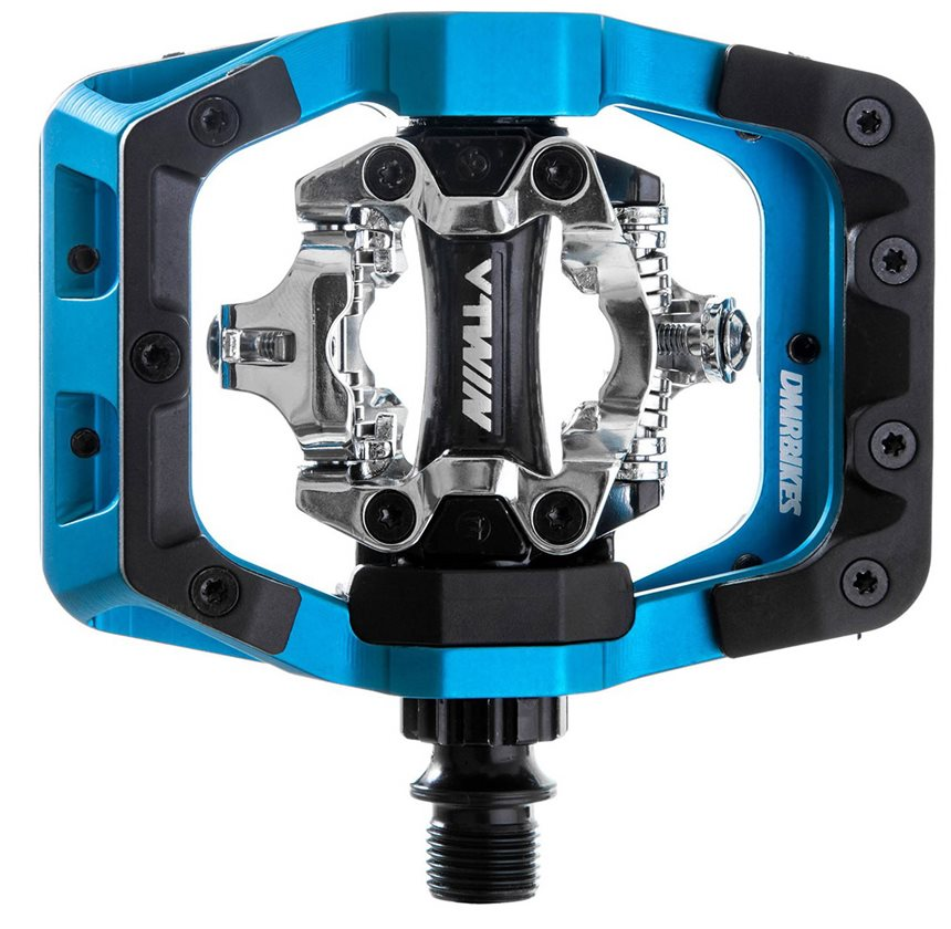 Bike Pedal Clips >> Dmr V Twin Clipless Bike Pedals
