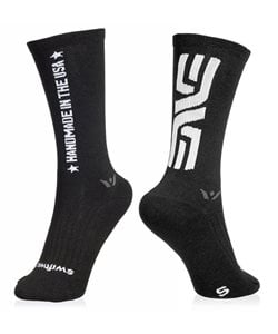 Enve Cycling Socks Men's Size Extra Large in Black