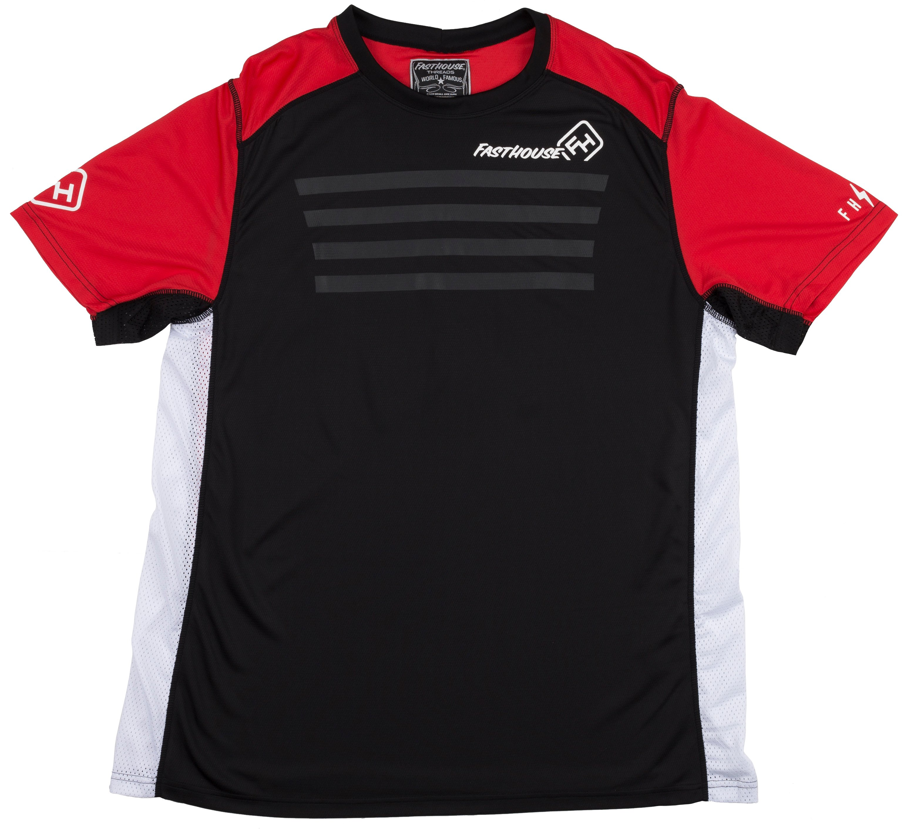 1d35aeaea Fasthouse Fastline Stripes Jersey