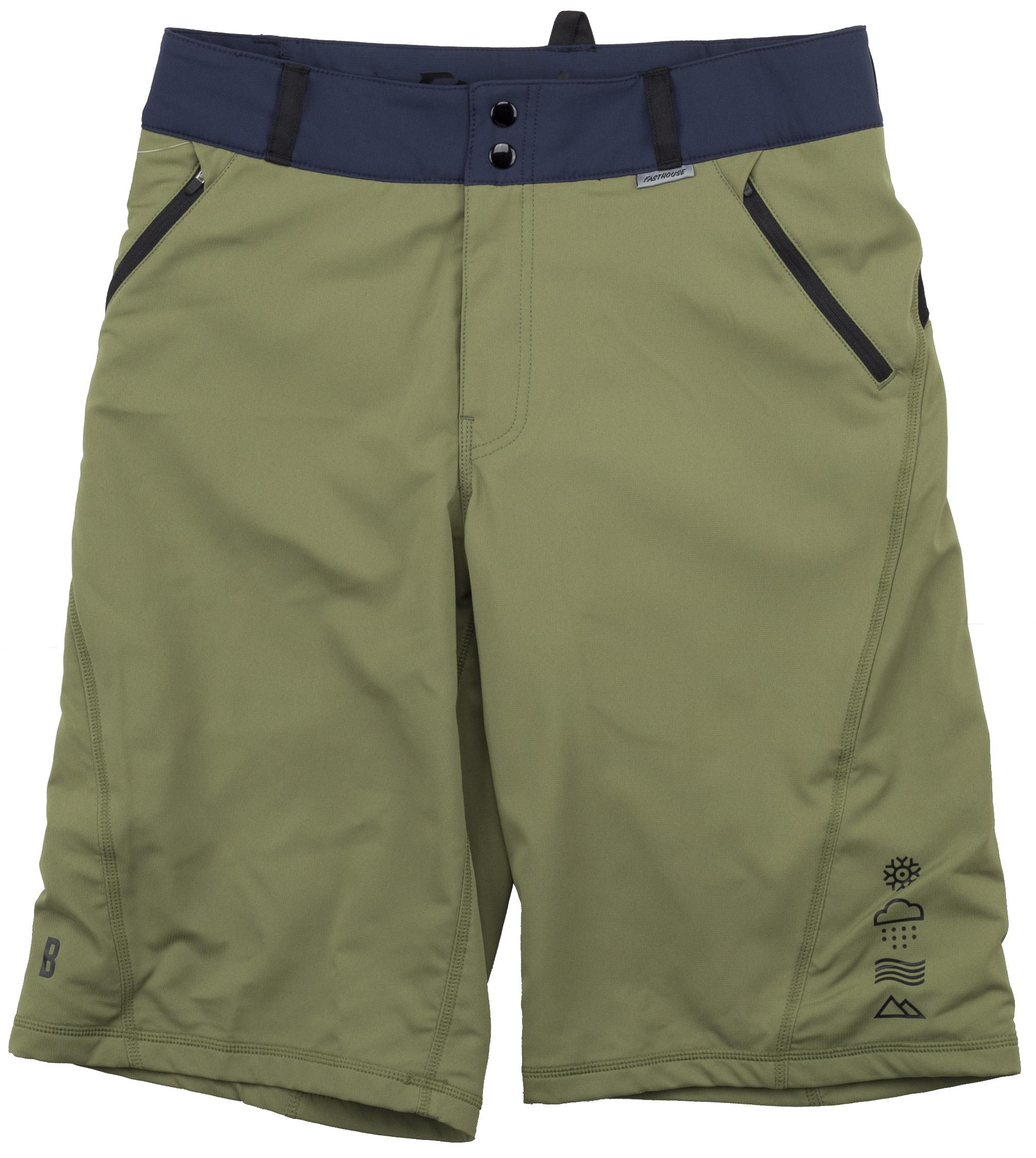 Fasthouse Crossline Men's MTB Shorts